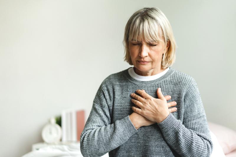 Emotionen belasten das Herz - Das emotionale Herz