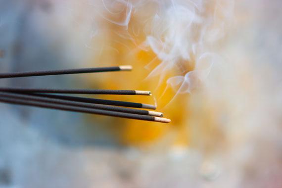 Raeucherstaebchen incense sticks - starQi Prinzip