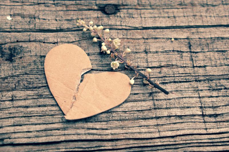 gebrochenes Herz2 - Das emotionale Herz