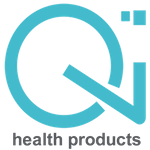 Logo Qi health products 2 klein - Footer 8