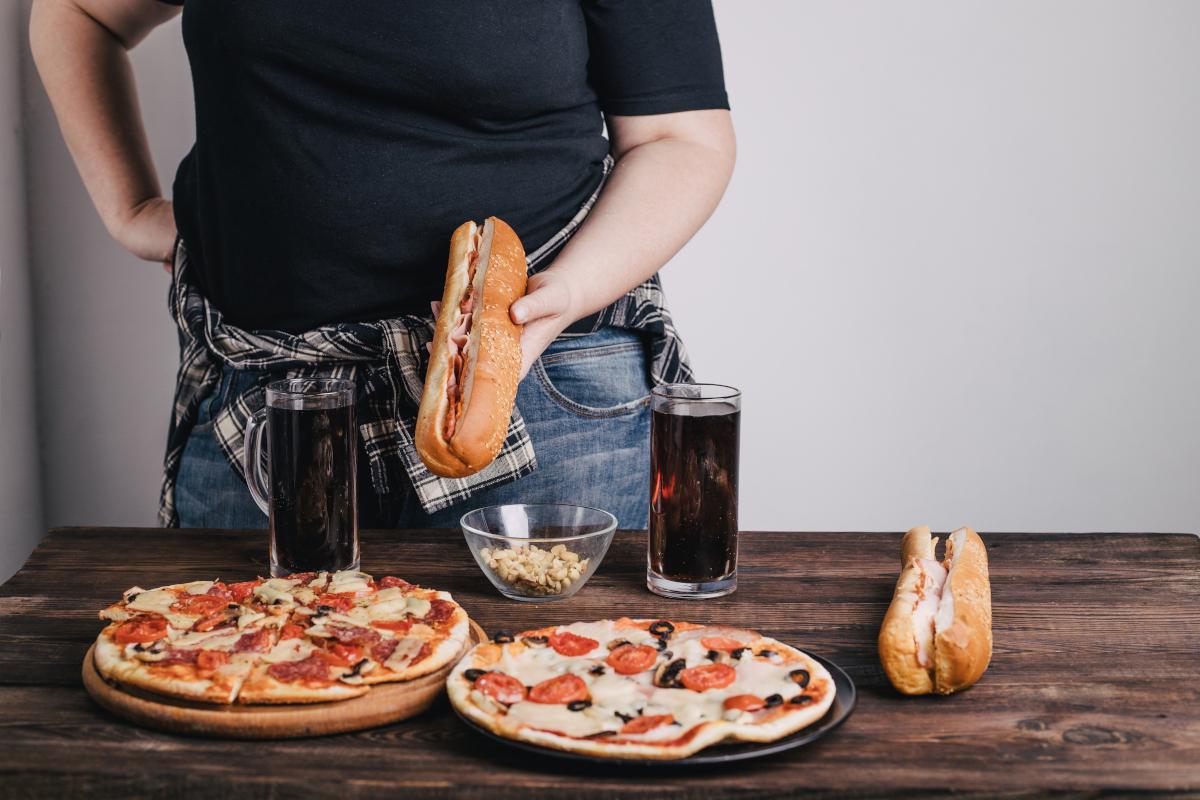 falsches Essen - Gesund und nachhaltig abnehmen