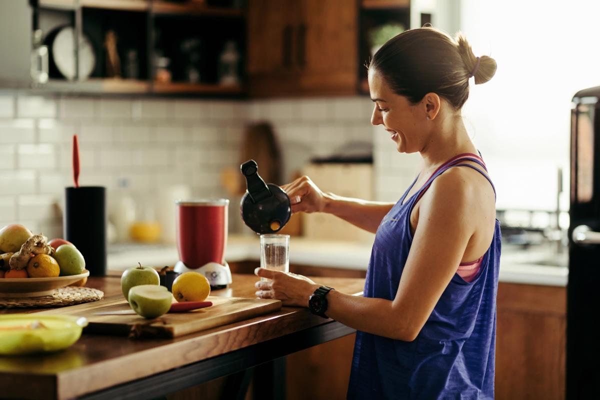 gesund abnehmen - Gesund und nachhaltig abnehmen