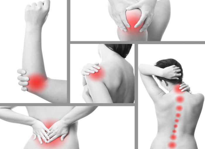 Rücken Muskeln Gelenke iStock 487052049 - Natürliche Schmerzmittel - die sanftere Alternative