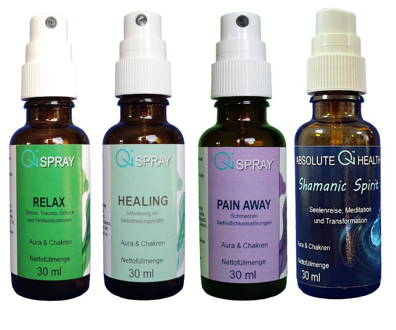 Qi Produkte2 - Natürliche Schmerzmittel - die sanftere Alternative